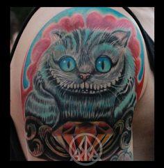 Cheshire cat recep altunkilic
