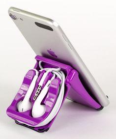 Look what I found on #zulily! Purple Square Jellyfish Stand #zulilyfinds