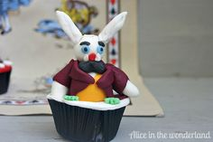Cupcakes Alice in Wonderland