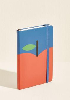 #ModCloth - #Chronicle Books Fairest of Them Scrawl Notebook in Apple - Small - AdoreWe.com