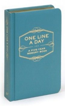 One Line A Day: A Five-Year Memory Book Year Journal, Daily Journal, Yearly Journal, Memory Journal) High School Graduation Gifts, Grad Gifts, Teacher Gifts, College Gifts, College Usa, Senior Gifts, 5 Year Journal, Daily Journal, Hostess Gifts