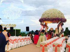 Wedding Indian & Decorating By Sammy k.sammy 0806682014 #Sammydesign #weddingindia