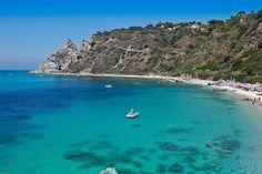 Ricadi - Capo Vaticano, Calabria  --- #Mare #Spiaggia #Beach #Italy #Summer #Sea #Travel