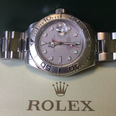 A preowned Rolex Yacht-Master complete with Box & Papers http://www.globalwatchshop.co.uk/rolex-yacht-master-rolesium-16622.html?utm_content=buffer4b8a8&utm_medium=social&utm_source=pinterest.com&utm_campaign=buffer Available now
