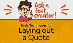 Ask a Font Creator: Manly Fonts for Dudes Font Creator, The Creator, Font Identification, Inkscape Tutorials, Cricut Tutorials, Cricut Ideas, Create Font, Text Layout, Article Design