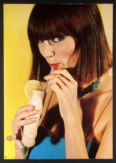 Artwork page for '[no title]', Allen Jones, Allen Jones, Refreshing Cocktails, Pop Art, Photography, Image, British, Women, Artwork, Check