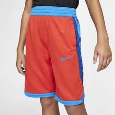 a2656add955 Nike Dri-FIT Elite Big Kids' (Boys') Basketball Shorts Size XS (Habanero  Red)