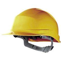 Brand: Venitex Color: Yellow Features:  UV-resistant high density polyethylene (HDPE) safety helmet.