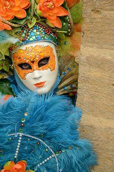 Italian Masquerade ~ Carnaval Vénitien 2014