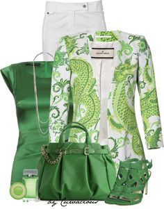 """""""Lady Luck"""" by curvacious on Polyvore"""