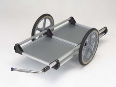 Do It Yourself Bike Trailer Kit | Wike Bicycle Trailers - The Walk and Bike Company