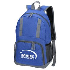 Promotional backpacks as cool as snow!