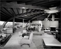 John Lautner's Chemosphere. Malin House. - Google Search