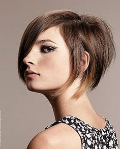 @Pinterest || Short Hairstyles || #Hairstyles #Haircuts