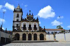 João Pessoa, Paraíba, Brasil - Igreja São Francisco