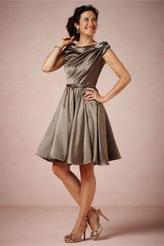 Preservation Society Dress from BHLDN #motherofthebride