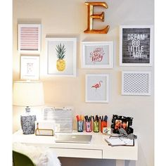 Spending this chilly Sunday working on content for the week. My gallery wall is from @hobbylobby & I'm obsessed. They have packs of prints to create the perfect wall statement.  @liketoknow.it www.liketk.it/26uJ1 #liketkit #worldmarket #gallerywall  @jnellyphotography