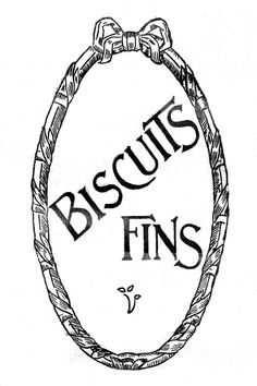 Free Graphic, French for cookies...this would make a great transfer for a cookie jar!