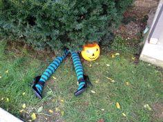 My first halloween decorating.