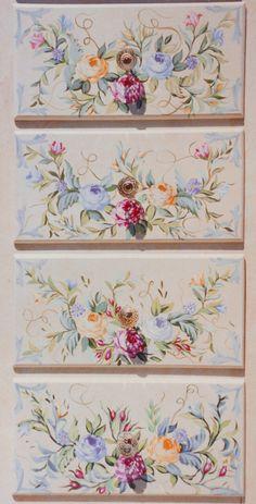 Decorative Painting - Furniture & Floorcloths