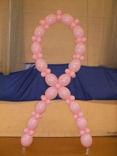 Breast cancer balloon bow