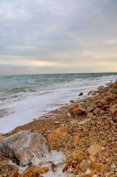 The Dead Sea. #Israel #deadsea #bucketlist