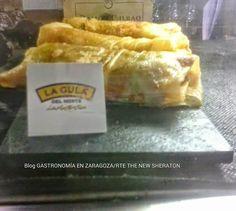 GASTRONOMÍA EN ZARAGOZA: Novedad. Nuevas Tapas en el Restaurante The New Sh...
