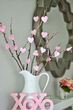 ¡Ideas de decoración para el 14 de febrero!