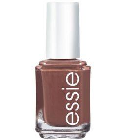 essie nail color, mink muffs - mink muffs