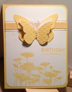 Upsy Daisy & Beautiful Butterflies Bigz die.