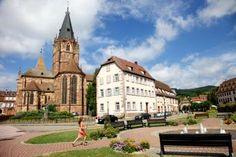 abbatiale Saints-Pierre-et-Paul à Wissembourg