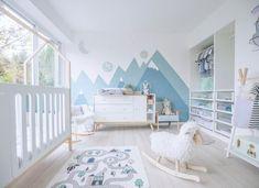 Accueil - Babychoufamily - Mara E. - Nadine Leuker - Accueil - Babychoufamily - Mara E. Baby Bedroom, Baby Boy Rooms, Baby Room Decor, Kids Bedroom, Bedroom Decor, Large Family Rooms, Shared Bedrooms, Kids Room Design, Room Inspiration