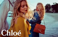 chloe advertising campaign vogue - Google Search