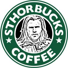 if he be worthy of this coffee, shall possess the power of Thor