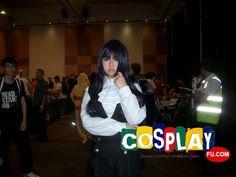 Ririchiyo Shirakiin Cosplay from Inu x Boku SS in Mini Animania 2013 AU