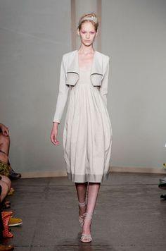 Défilé Donna Karan New York, Printemps-été 2013, Spring 2013 Women's Collection #NYFW #Spring2013 #newyorkfashionweek