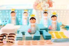 Ei Menina!: Fazendo Mãezinhas do Céu...