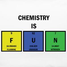 Chemistry!