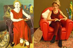 Le #donne che leggono sono pericolose. #Bergamo, le liceali fanno rivivere i quadri con le lettrici. Un #libro è conoscenza, immaginazione, pensiero e in una donna che legge c'è tutta la volontà e la forza del #cambiamento http://www.ilsitodelledonne.it/?p=15748