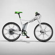 Le vélo à assistance électrique smart.