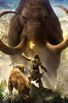 SO excited for Farcry Primal!