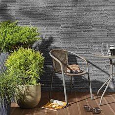 Płytka betonowa Stegu Palermo grafit 0,62 m2 - Płytki elewacyjne - Płytki ścienne, podłogowe i elewacyjne - Wykończenie