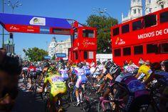 Madrid Challenge by La Vuelta a España #Madrid #Spain #BikeSpainTours #cycling #GrandTour #travel