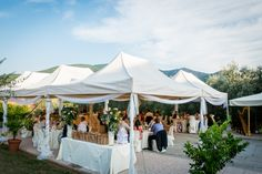 wedding venue by day - Tuscany