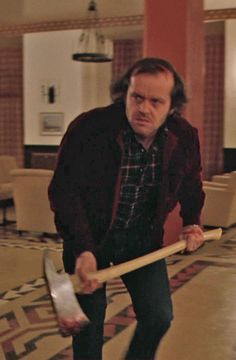 The Shining Jack Nicholson as Jack Torrance. Scary Movie Characters, Scary Movies, Great Movies, The Shining Characters, Classic Horror Movies, Horror Films, Lil Peep Beamerboy, The Blues Brothers, Horror Monsters