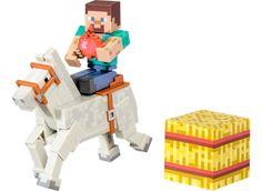 Lassille MINECRAFT- Steve-hahmo ja hevonen 24,99 €