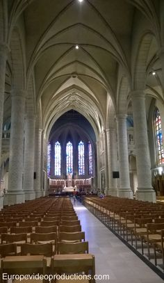 Notre-Dame Cathedral in Luxembourg City