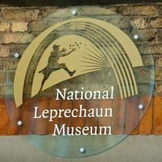 This is real - The National Leprechaun Museum in #Dublin, Ireland