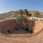 Tunisia: Le case troglodite di Matmata