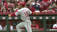 The Cincinnnati Reds expect to have seven rookies on their Opening Day roster, but the starting pitcher for Monday's opener versus the Philadelphia Phillies made his major league debut 12 years ago.